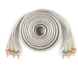 Commercial Electric 12 ft. Ultra Prodgrade Component Video Cable