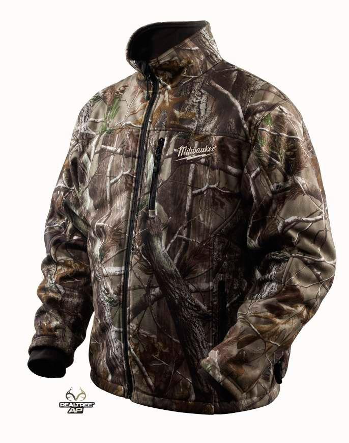 Milwaukee Tool M12 Realtree AP Heated Jacket Kit - Triple Extra Large