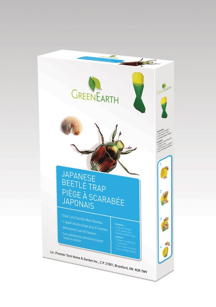 GreenEarth Japanese Beetle Trap