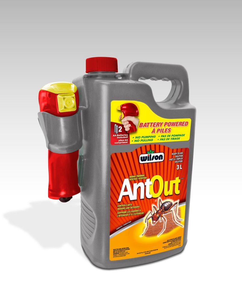 Wilson AntOut  Battery Sprayer
