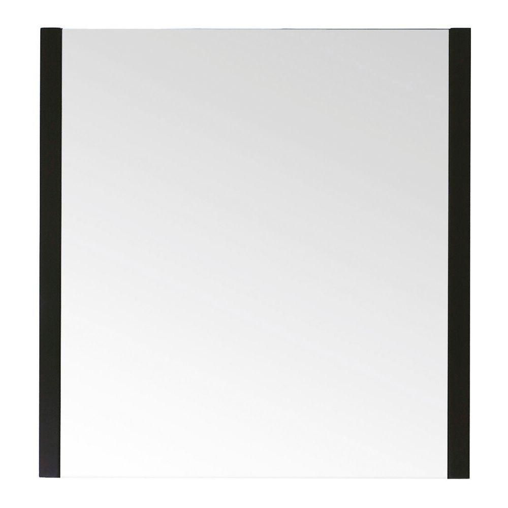 Loft 30 Inch Mirror in Dark Walnut Finish LOFT-M30-DW Canada Discount