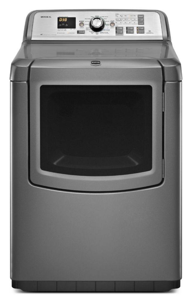 HE Top Load Electric Dryer 7.0 Cu.Ft. - YMEDB980BG