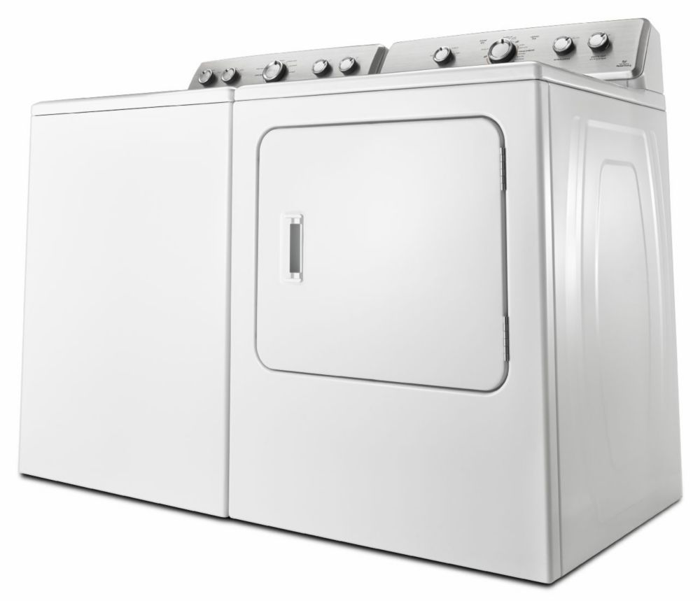 HE Top Load Gas Dryer 7.0 Cu.Ft. - MGDC400BW