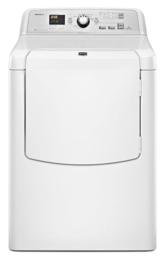 HE Top Load Gas Dryer 7.0 Cu.Ft. - MGDB725BW
