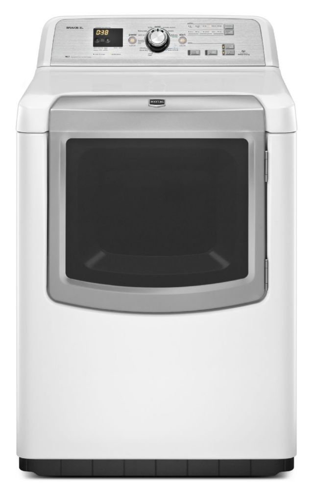 HE Top Load Gas Dryer 7.0 Cu.Ft. - MGDB880BW