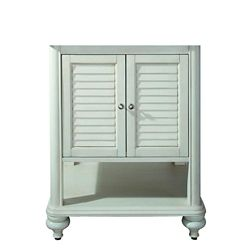 Avanity Tropica 24-inch  Vanity Cabinet in Antique White