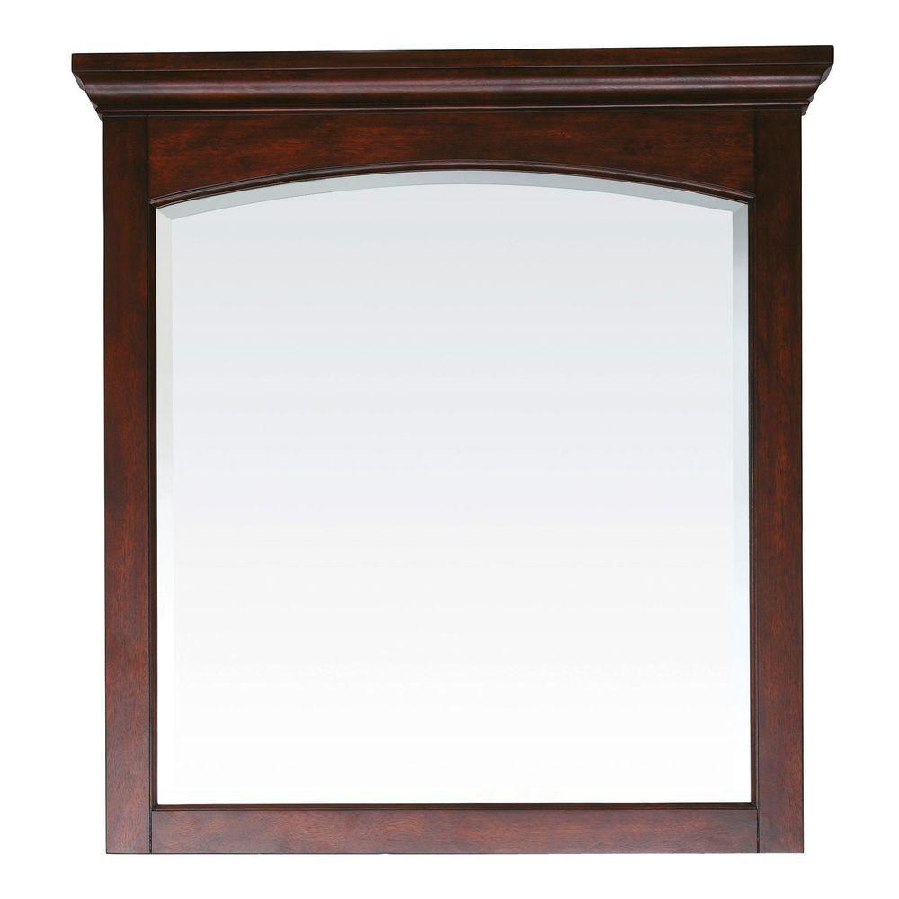Vermont 36 Inch Mirror in Mahogany Finish VERMONT-M36-MA Canada Discount