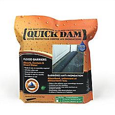 10 Ft. Flood Barrier 1/Pack Sandless Sandbag