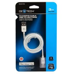 Commercial Electric Apple 8pin Lightning Sync Cable