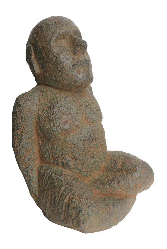 Angelo Décor Ancient Moai Statue (Set of 2)