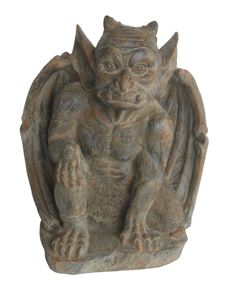15.75 inch Gargoyle Statue