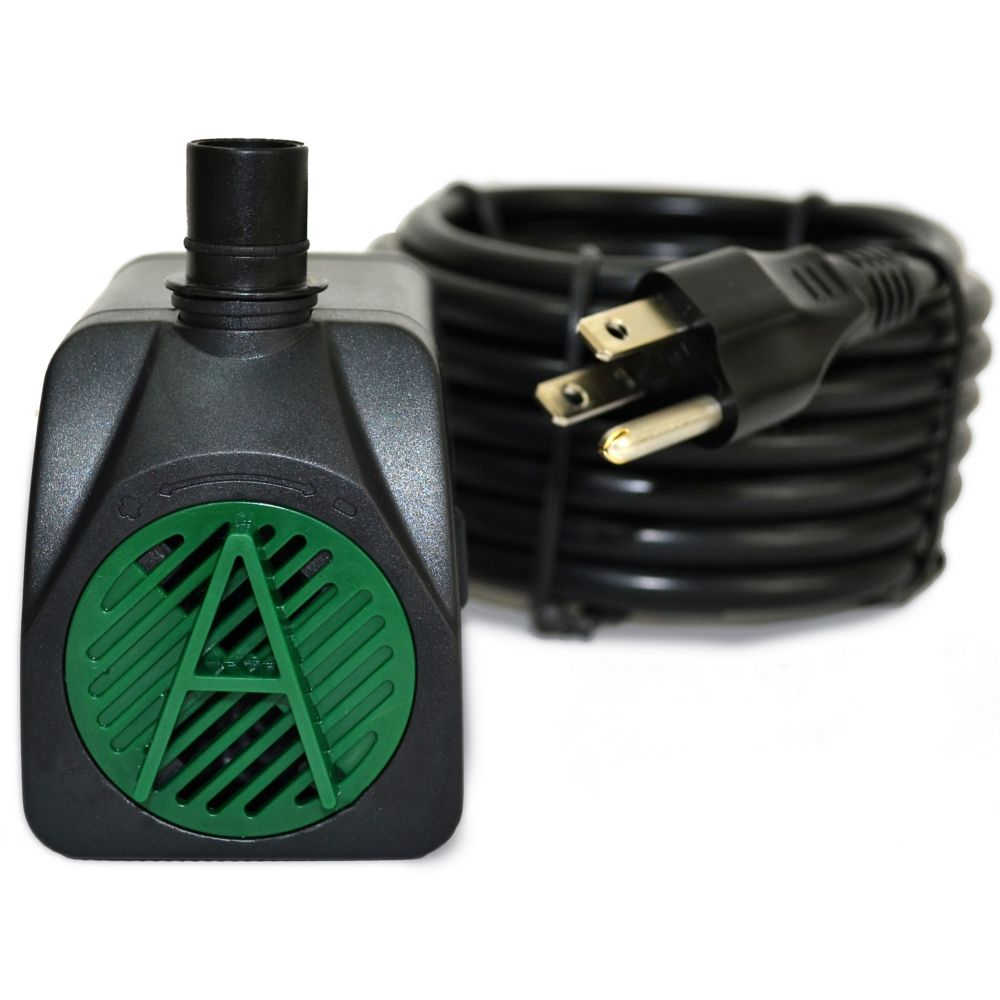 225 GPH Fountain Pump With Safe-Stop�