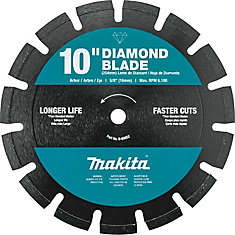 Diamond Blades - Saw Blades - The Home Depot