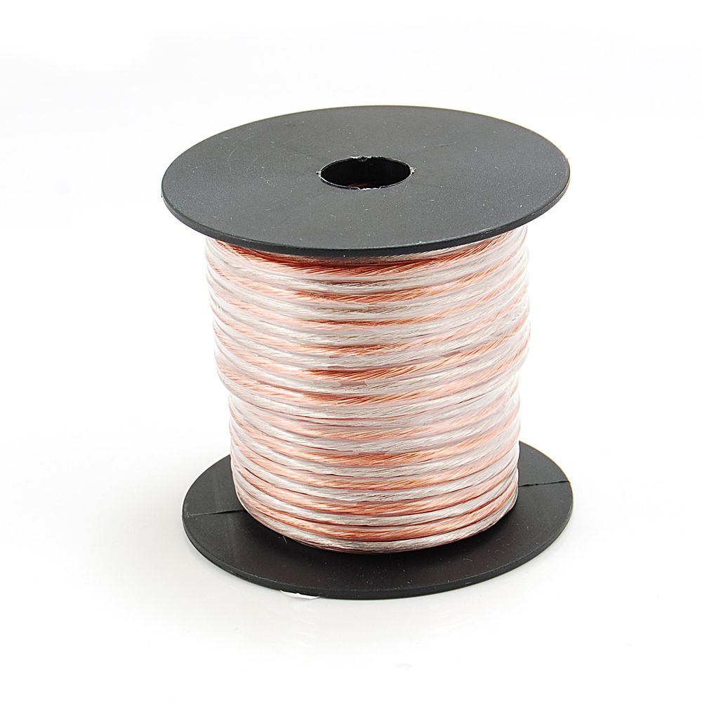 50 ft. 16-Gauge Speaker Wire