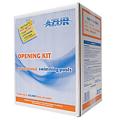 Opening Kit for Swimming Pools