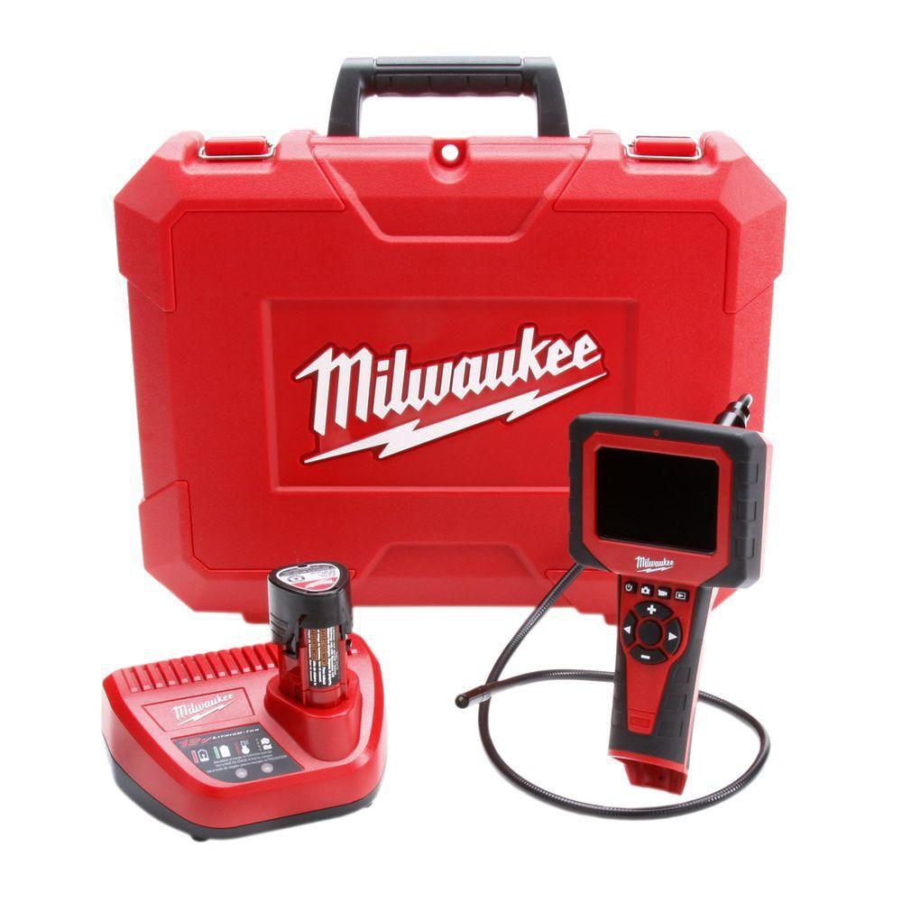 M-Spector AV M12 Cordless Lithium-Ion Multimedia Camera Kit