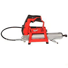 M12 12V Cordless Lithium-Ion Grease Gun (Tool Only)