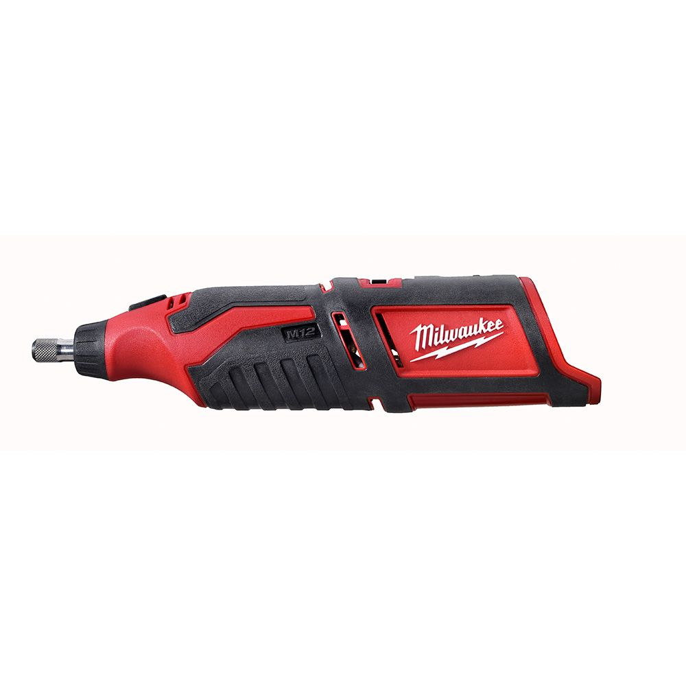 Milwaukee Tool M12 12V Cordless Lithium-Ion Rotary Tool (Tool Only)