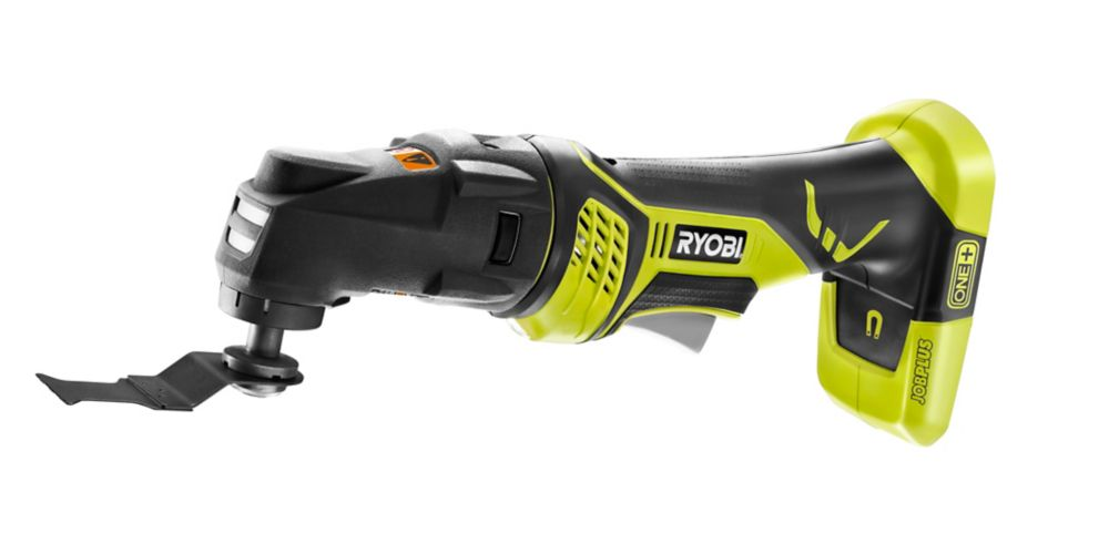 RYOBI 18-Volt ONE+ JobPlus Base with Multi-tool Attachment (Tool-Only)