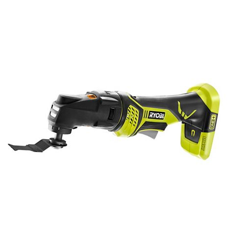 RYOBI 18V ONE+ JobPlus Base with Multi-tool Attachment (Tool-Only)