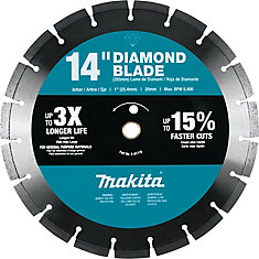 14-inch Segmented Rim General Purpose Diamond Blade