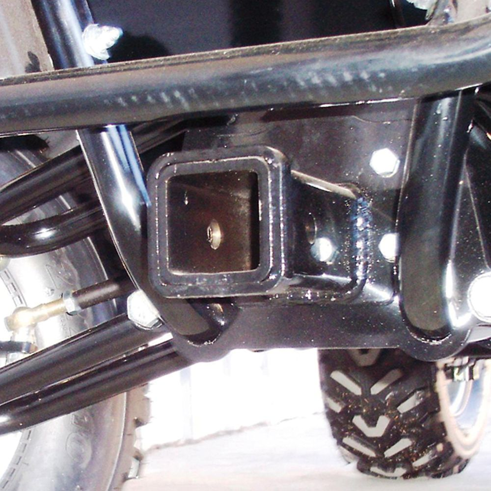 2 Inch Front Receiver Hitch (2wd), BD300 Only