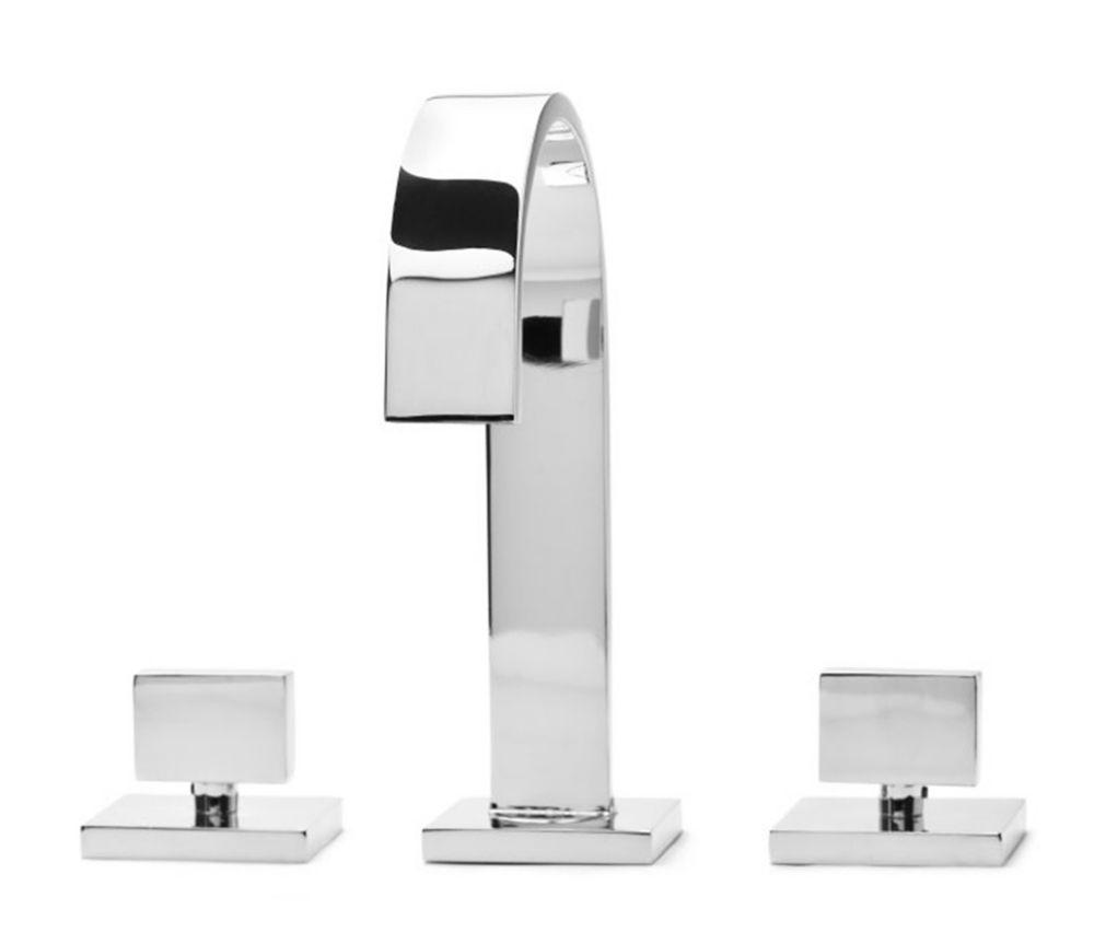 Art Bathe Miro 8-inch Spread Bathroom Faucet in Chrome Finish
