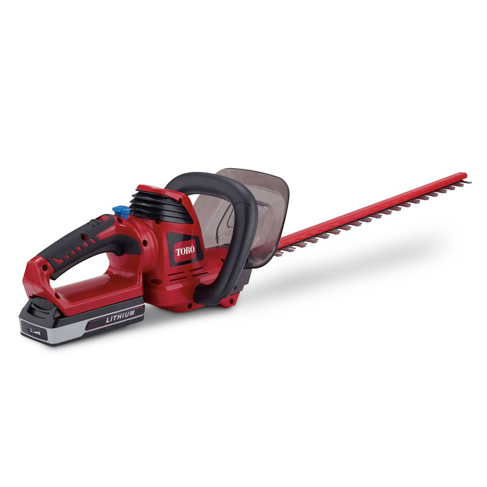 24V Cordless Hedge Trimmer