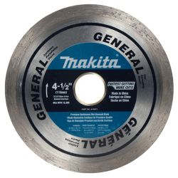 MAKITA 4 1/2-inch Continuous General Purpose Blade