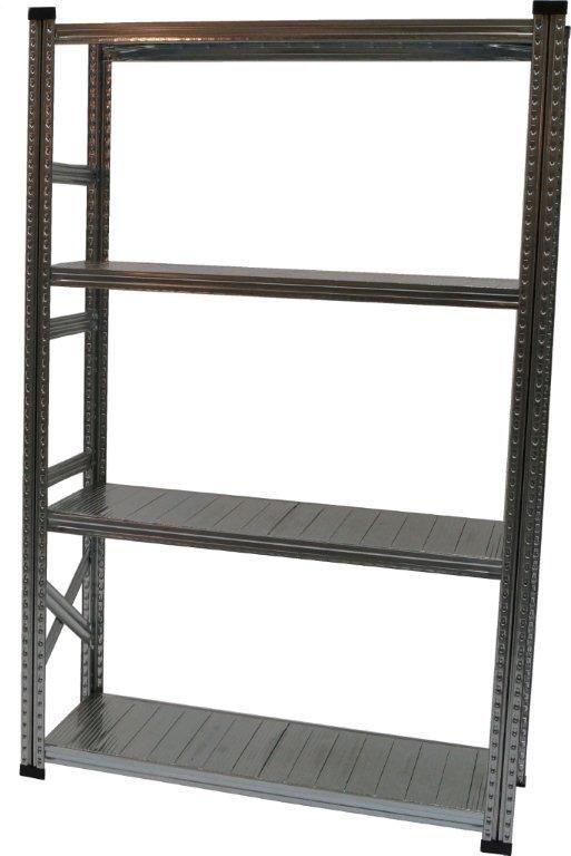 Système d'étagères de base de fabrication robuste standalone