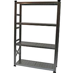 Standalone Heavy Duty Basic Shelving System