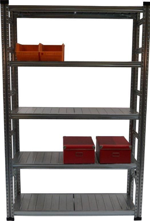 Standalone Heavy Duty Basic Shelving System  (5 Shelf)