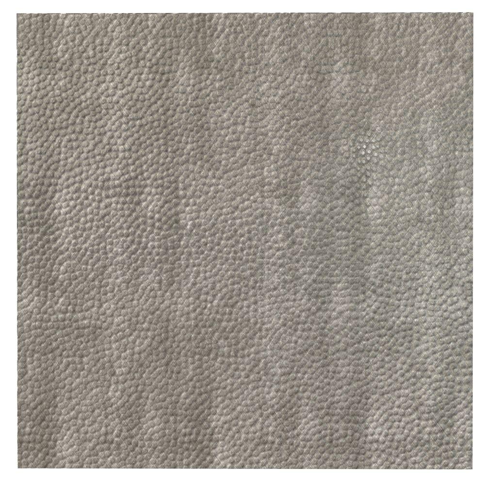 Tuile Pour Plafond 2x2 Pour Bordure à poser, Crosshatch Silver