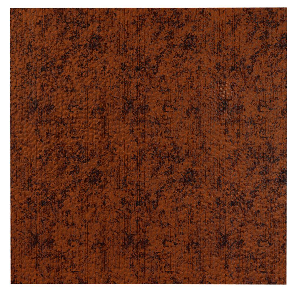 Border Fill Moonstone Copper Ceiling Tile - 2x2