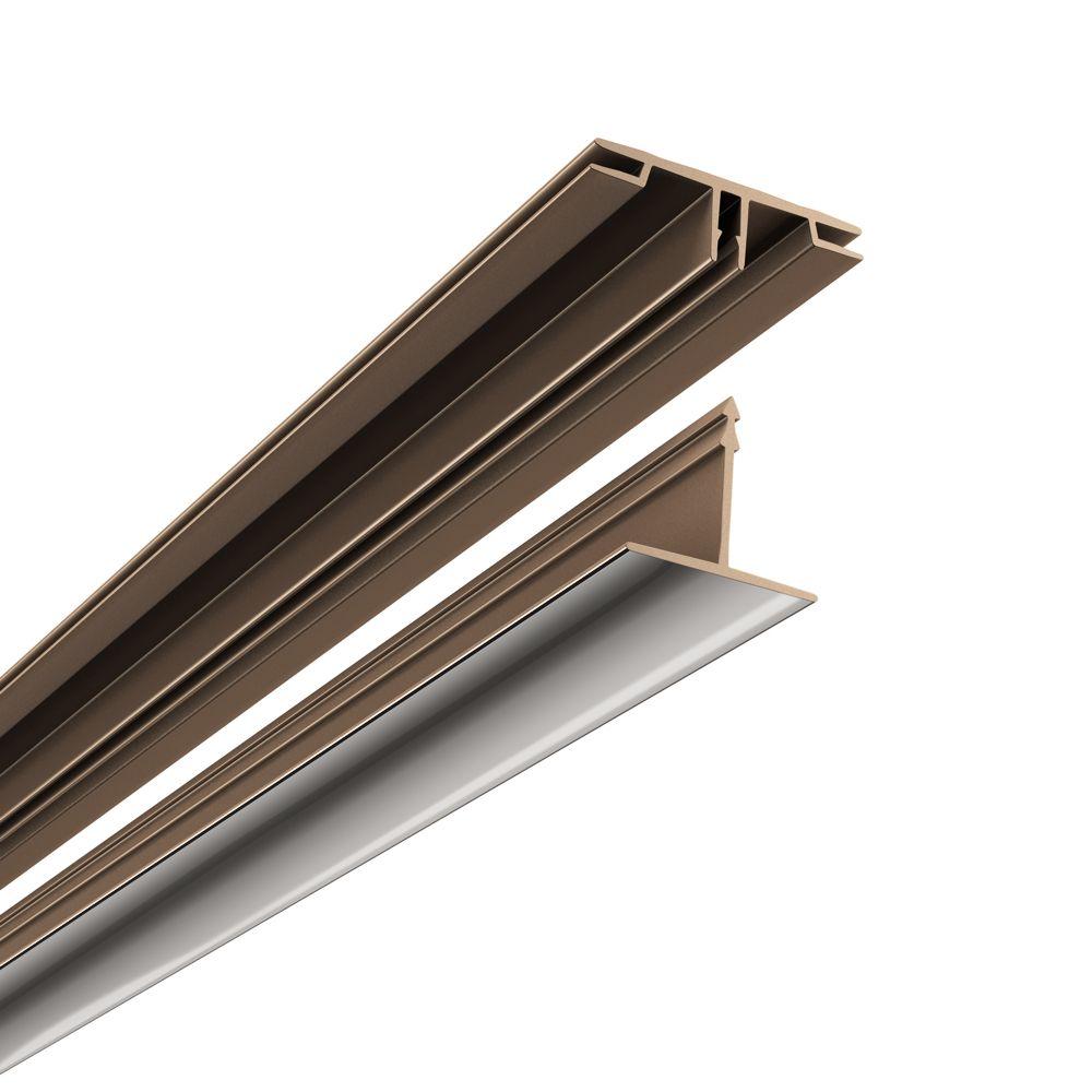 Ceilingmax Surface Mount Kit Chrome - 100 Square Feet