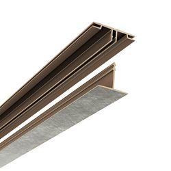Ceilingmax Surface Mount  Kit Crosshatch Silver - 100 Square Feet