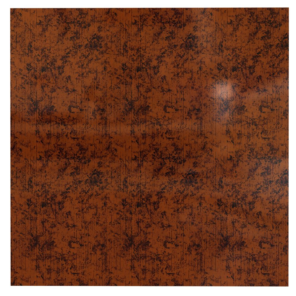 Flat Panel Moonstone Copper Ceiling Tile - 2x2
