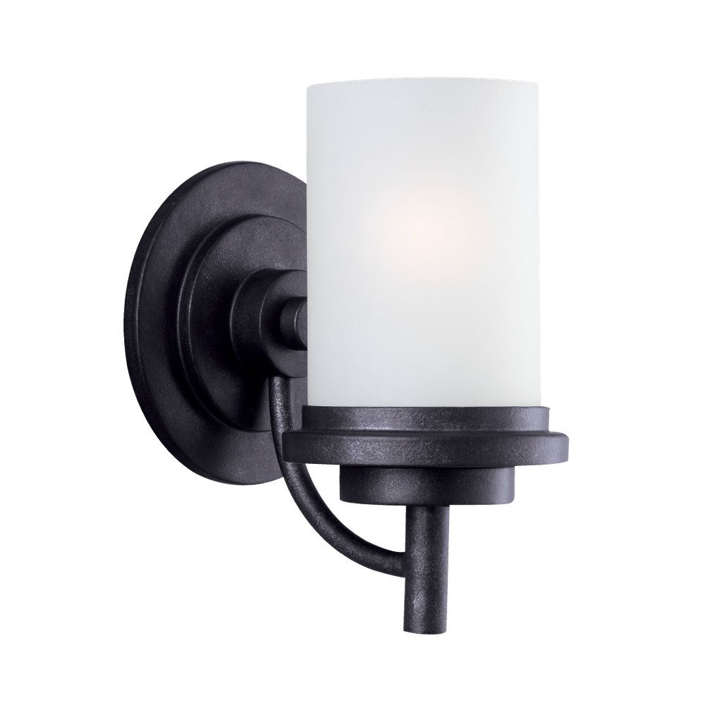 1-Light Blacksmith Bathroom Vanity