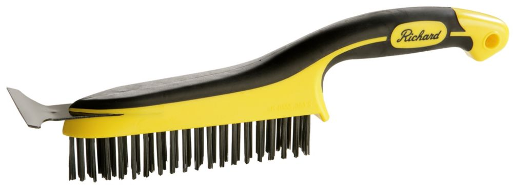 High Carbon Steel Wire Brush,4x20row