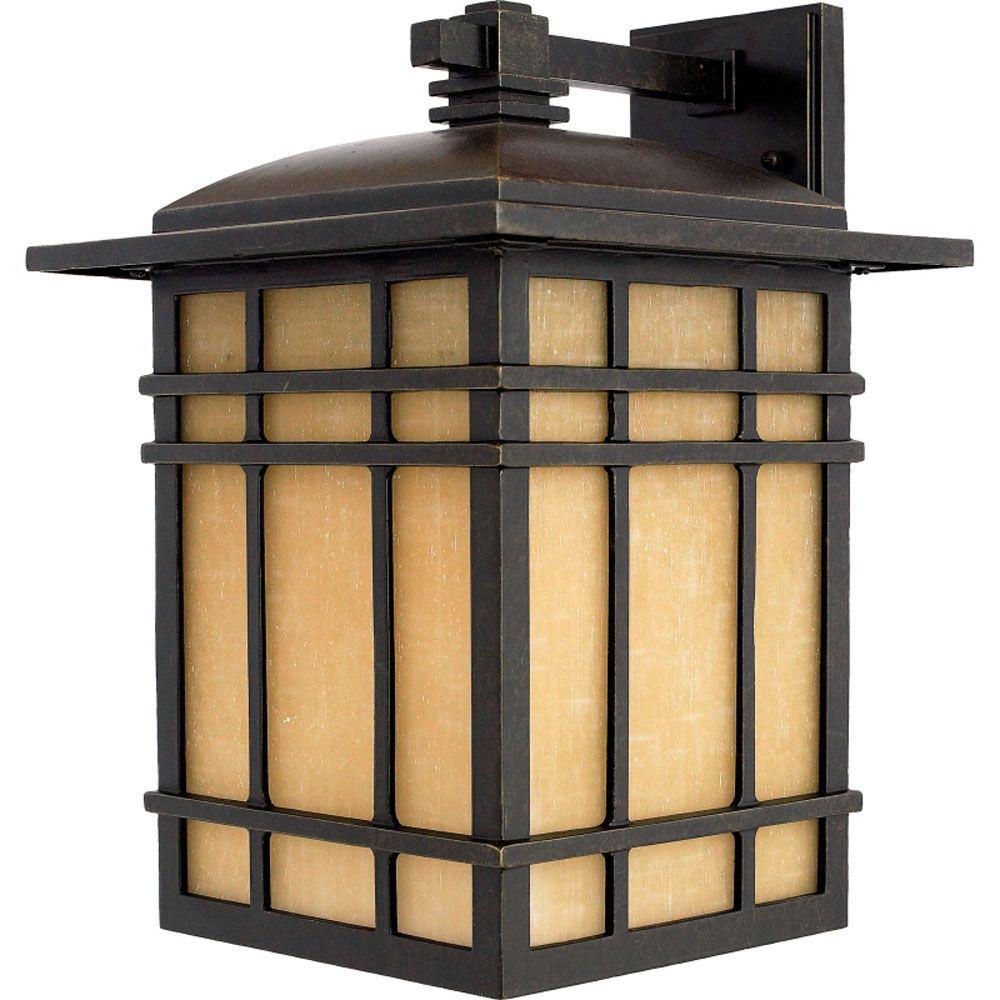 Monroe 1 Light Imperial Bronze Outdoor Incandescent Wall Lantern