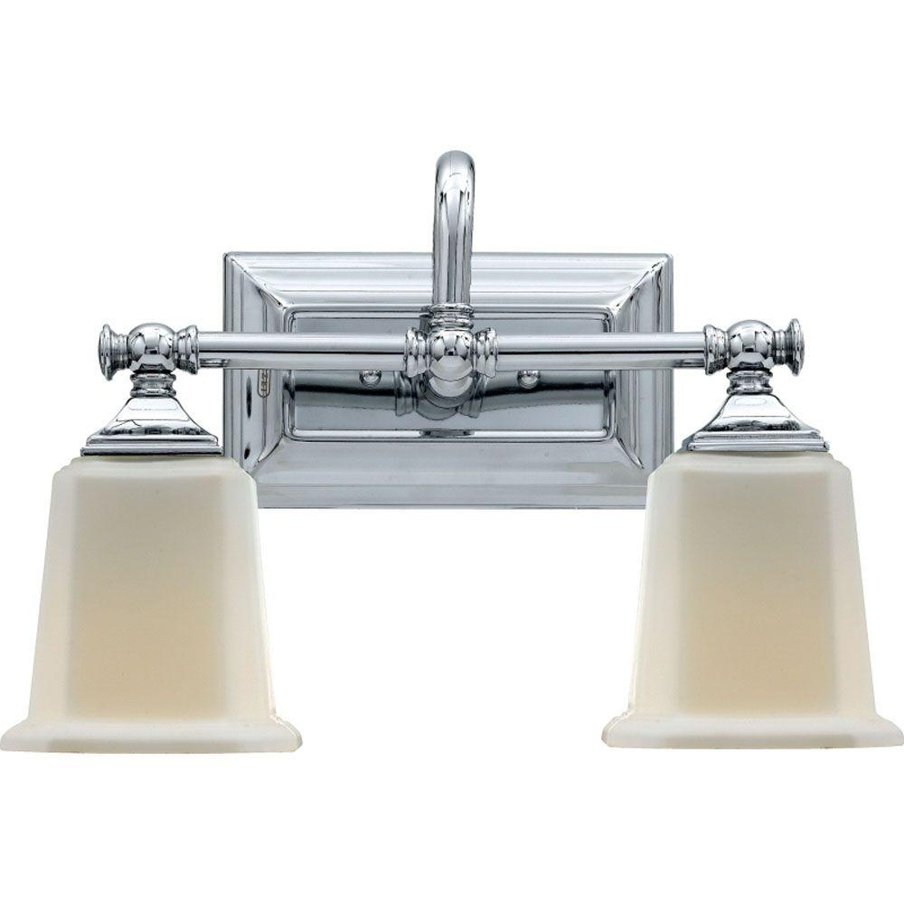 Monroe 4 lumières, nickel brossé Vanity incandescence avec une gravé ombre d'Opale