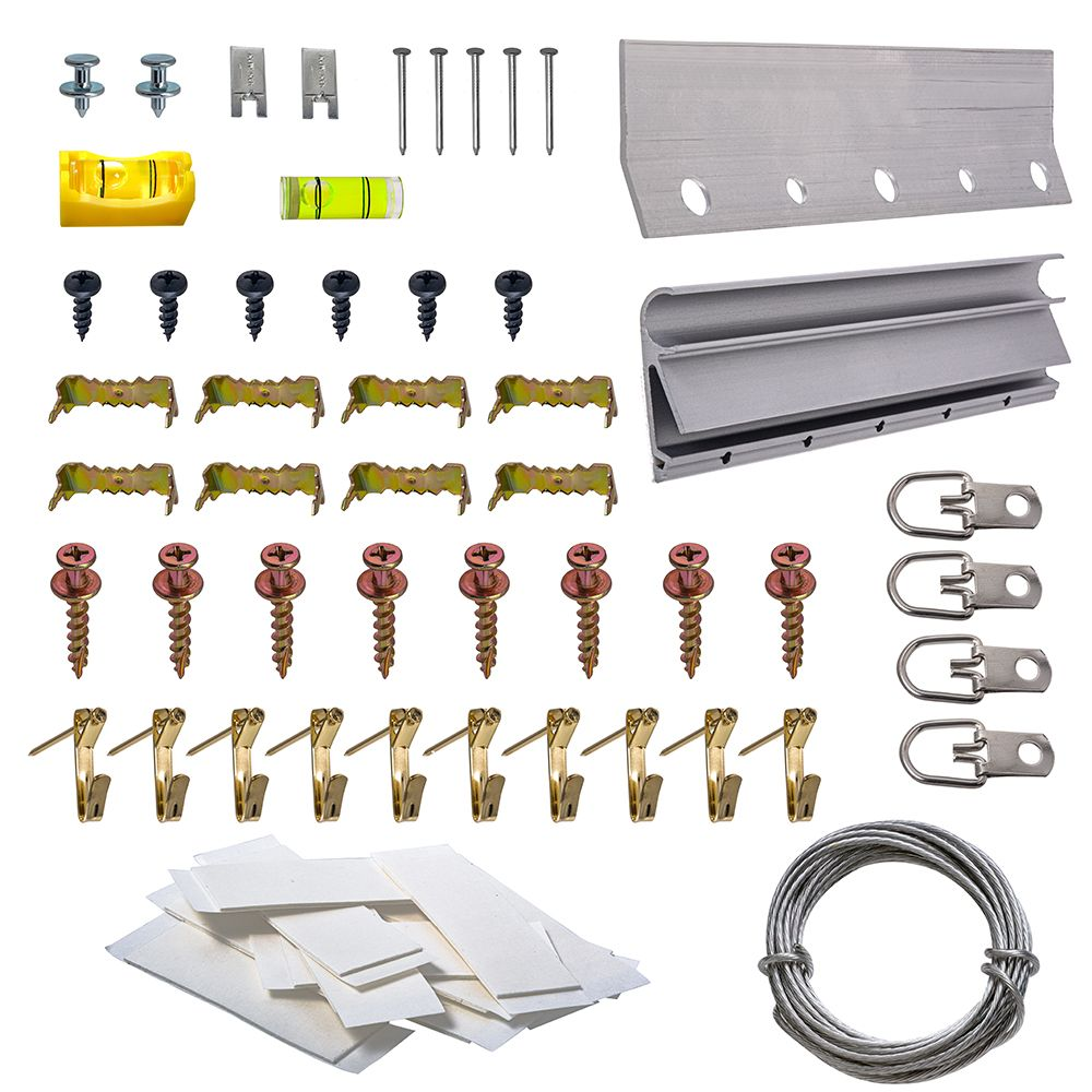 Picture & Poster Hanging Kit