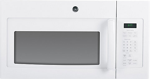 Over The Range Microwave Oven In White Home Depot Canada