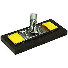 Sableur éponge porfessionnel avec éponge rectangulaire 2 faces grain moyen