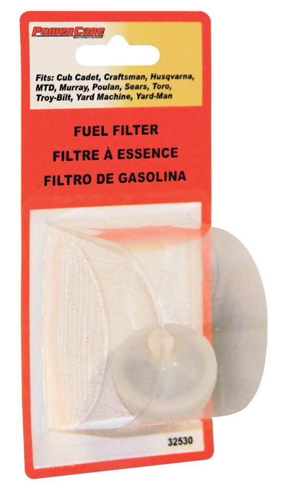 Filtres à essence