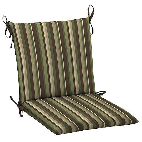 Arden Outdoor Outdoor Mid Back Chair Cushion in Jensen
