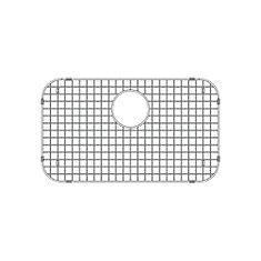 Stellar Super Single Sink Grid, Stainless Steel