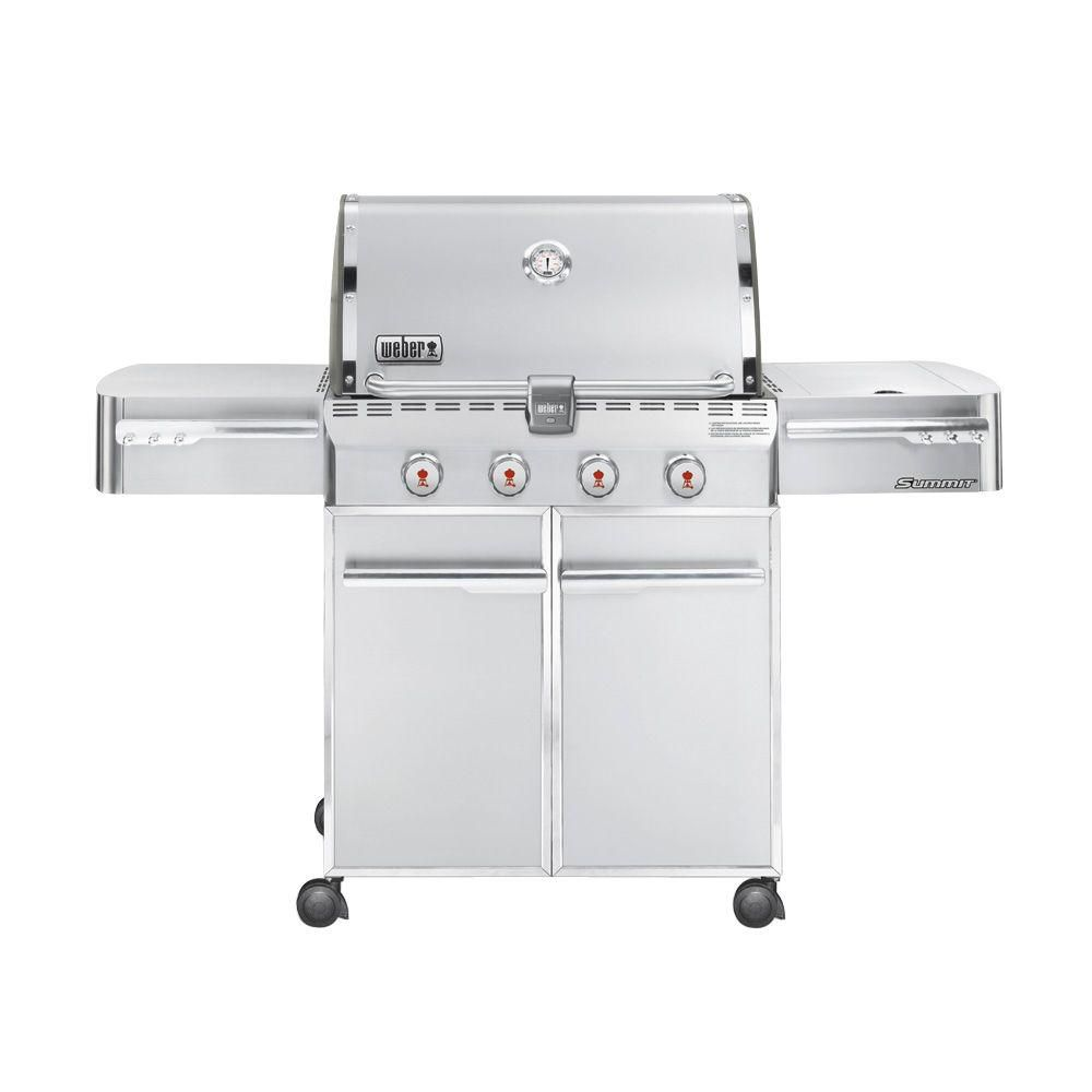 Barbecue gaz weber summit s 650 for Barbecue weber gaz q120