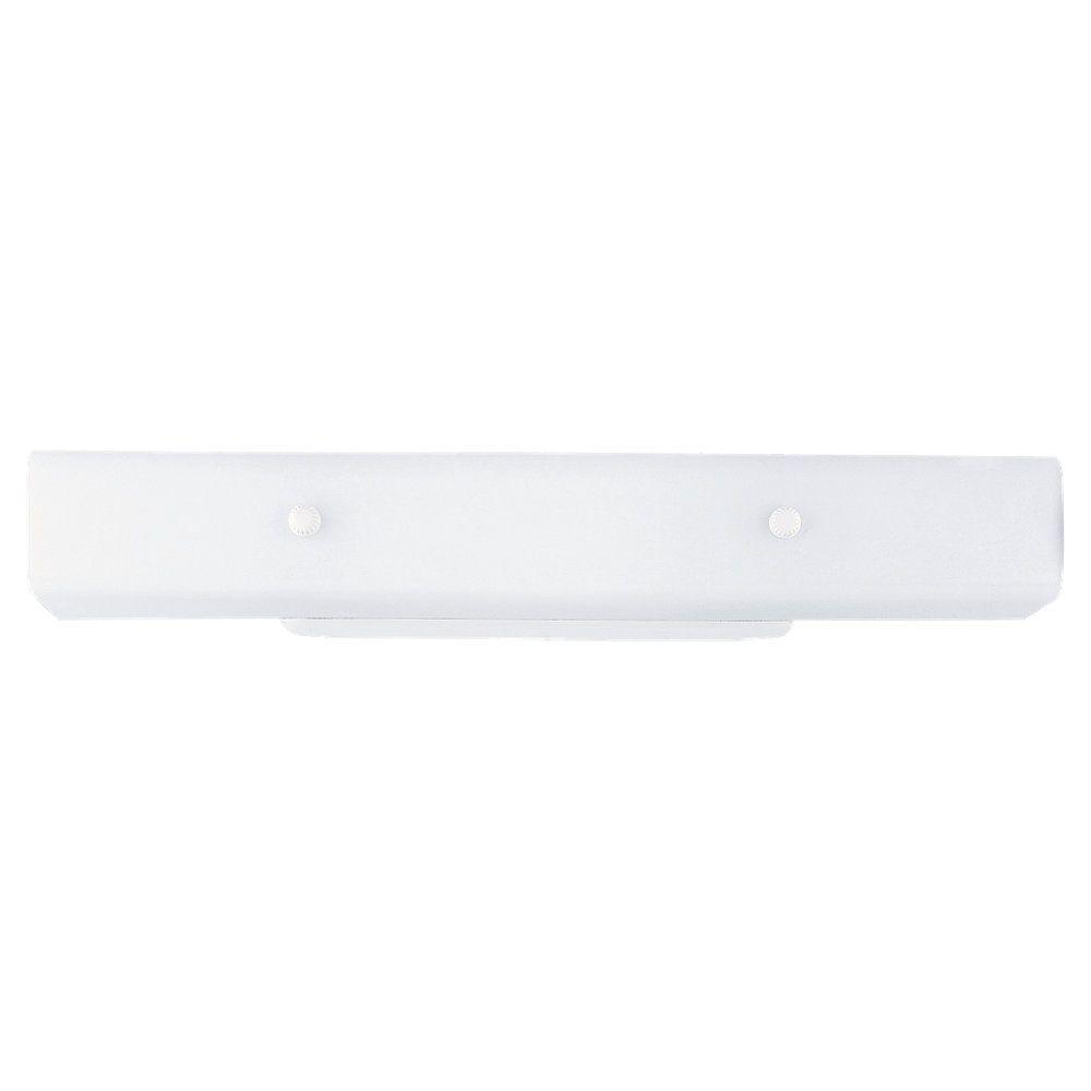 4 Light White Incandescent Bathroom Vanity