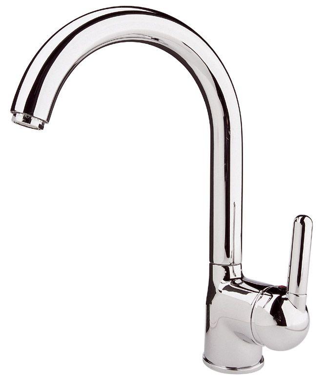 Solid Spout Faucet Chrome